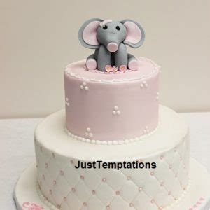 independent baby shower cake bakers