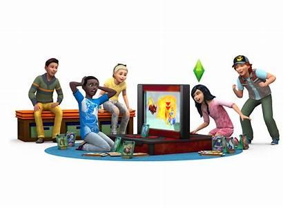 Sims Render Ts4 Stuff Alt Accessoires Sp7