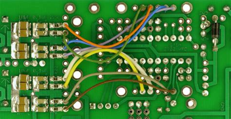 Yummy Printed Circuit Board Robot Room