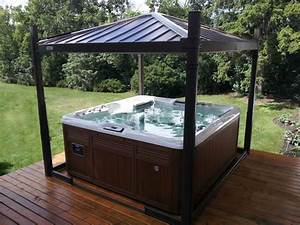 Covana Oasis Automated Hot Tub Cover
