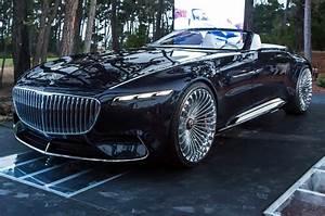 Mercedes 6 6 : vision mercedes maybach 6 cabriolet wows pebble beach crowd automobile magazine ~ Medecine-chirurgie-esthetiques.com Avis de Voitures