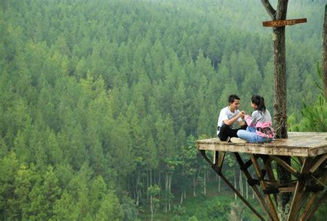 tempat wisata alam bandung  cocok  keluarga