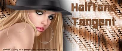 Tangent Halftone Tutorial