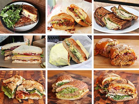 The Nine Best Sandwiches In The Mission, San Francisco  Serious Eats
