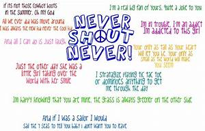 song lyrics graphics and comments