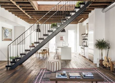 The Lorimer Townhouse by Gowanus Loft By General Assembly New York Homes Est Living