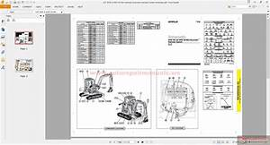 Cat 304c  U0026 305c Cr Mini Hydraulic Excavator Hydraulic