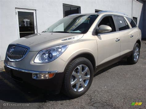 Buick Enclave Colors by 2009 Gold Mist Metallic Buick Enclave Cxl Awd 27656800