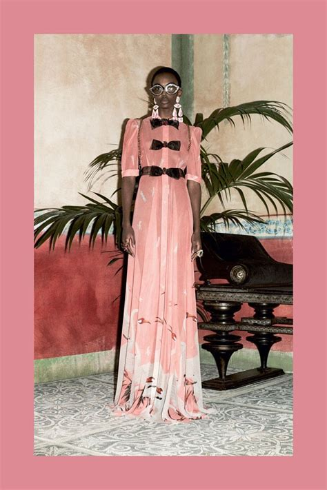 discover gucci pre fall womens collection design scene