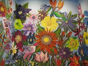 Cre8tive, Daze, Flower, Mural