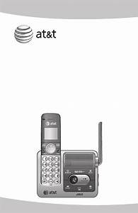 At U0026t Telephone Cl82401 User Guide