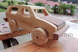 Toy Car Plans free pattern instant PDF download