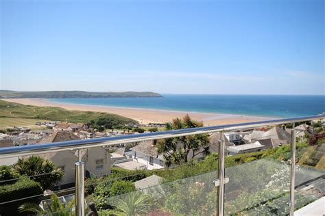 Atlantic House Sea Views Woolacombe Holiday Cottages