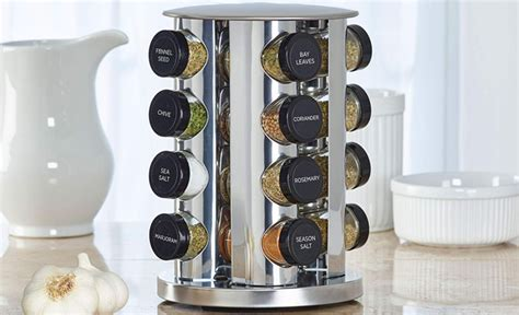 Pre Filled Spice Rack by 18 Awesome Products From To Put On Your Wish List