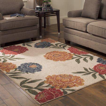 homes  gardens floral berber area rugs  runner