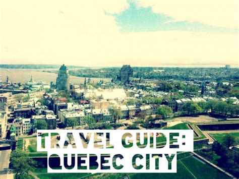 Montreal To Quebec City By Boat by Travel Guide Quebec City
