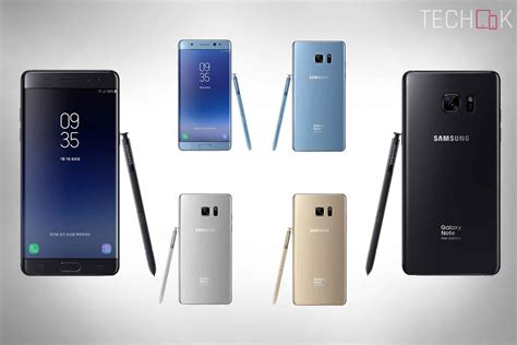 galaxy note 7 fan edition galaxy note 7 fan edition available 7 july onward