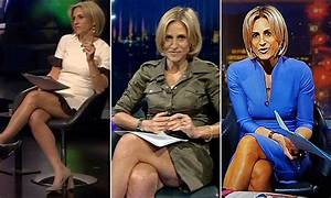 Richard Eden: BBC Newsnight presenter hits out at revealing angles | Daily Mail Online