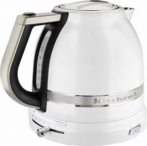 Wasserkocher Kitchen Aid : kitchenaid wasserkocher artisan 5kek1522efp frosted pearl online kaufen otto ~ Yasmunasinghe.com Haus und Dekorationen