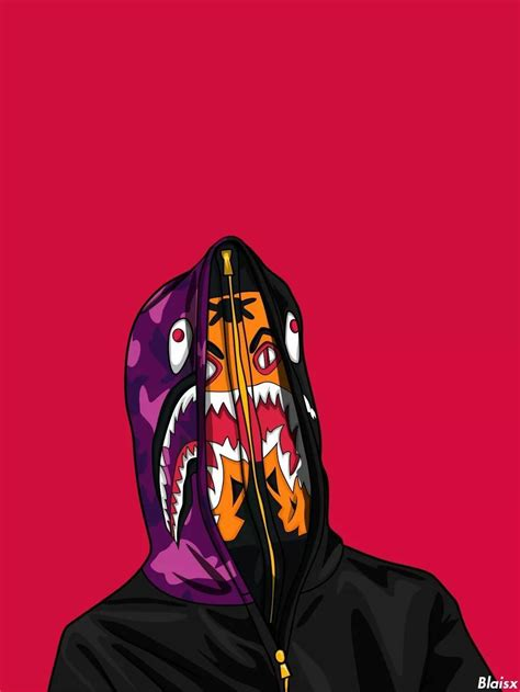 Those dance moves are dope af! Supreme X BAPE Wallpapers - Top Free Supreme X BAPE Backgrounds - WallpaperAccess