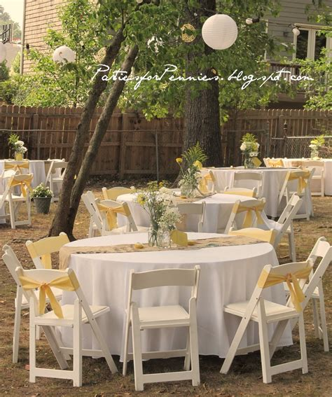 biggest party   life part  backyard wedding