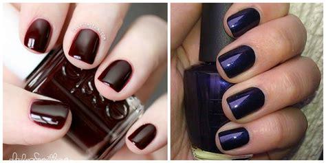 Best Dark Nail Polish Colors