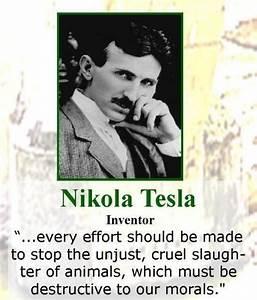 """EcoworldReactor: Nikola Tesla """"The RockStar of Science"""" Quotes"""