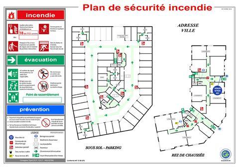 siege courtepaille g fabricant français de plans sécurité incendie pour