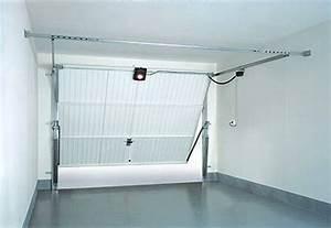 Montage porte de garage basculante wikiliafr for Montage porte de garage basculante
