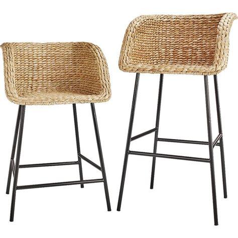 best 25 seagrass bar stools ideas on island