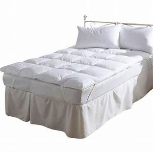 buy down feather mattress topper online in india best With down pillow toppers for mattresses
