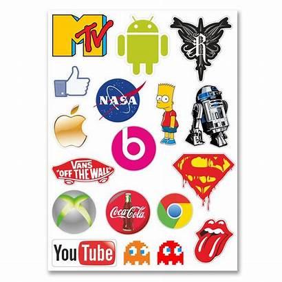 Stickers Sticker Cool Laptop Sheet Vinyl Bomb