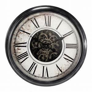 Horloge En Metal : horloge en m tal d 62 cm galil e maisons du monde ~ Teatrodelosmanantiales.com Idées de Décoration