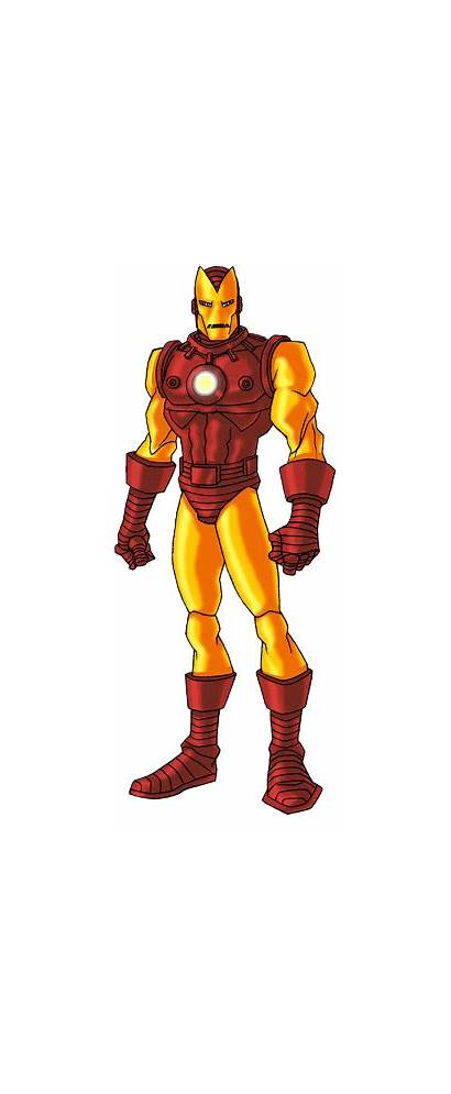 Iron Ironman Animated Heroes Comic Gifs Jughead