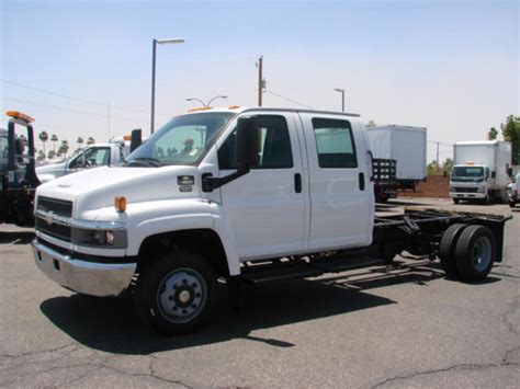 chevrolet  kodiak flatbed truck  sale