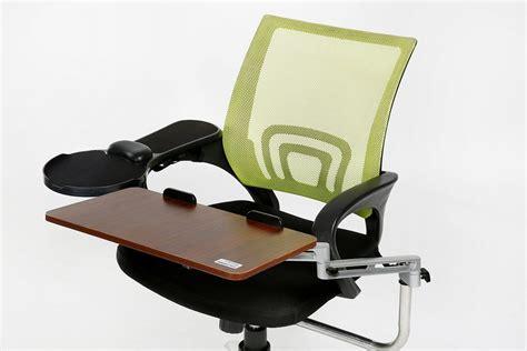elink pro chair mount keyboard laptop tray gadgetify