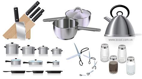 cuisine equipement kitchen vector material free vector psd flash jpg fordesigner com