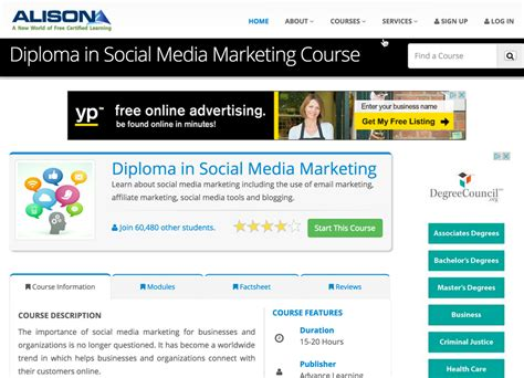 Free Social Media Marketing Courses by 12 Marketing Courses To Increase Your Skills