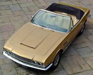 1970 Aston Martin Dbs Volante    Convertible 1 Of Only 6 Built  For Sale