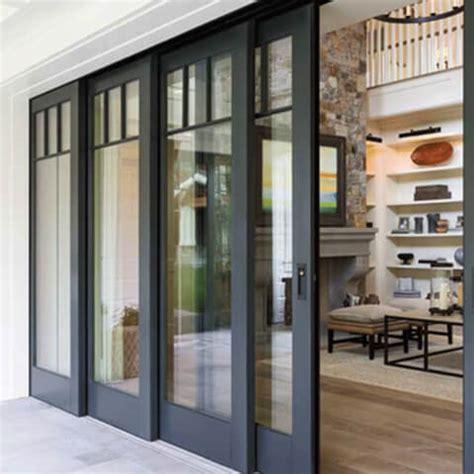 replacement multi  patio doors pella retail