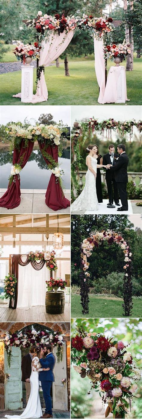 52 Best Chuppahs Images On Pinterest Weddings Arch For