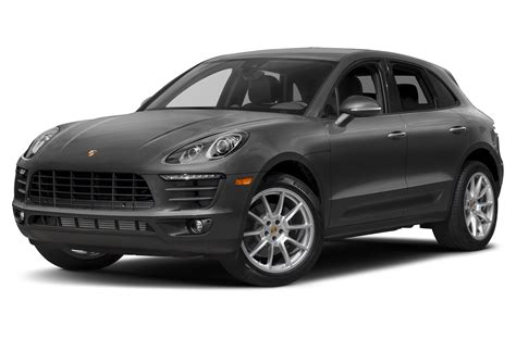 porsche car 2018 new 2018 porsche macan price photos reviews safety