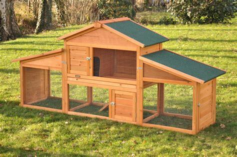 stall für kaninchen hasenstall kaninchenstall stall mit auslauf kr 252 mel 221 x 100 cm ebay