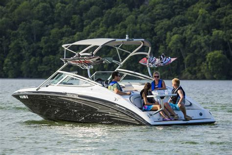 Yamaha Boats Ar210 by 2013 Yamaha Ar210 Picture 500240 Boat Review Top Speed