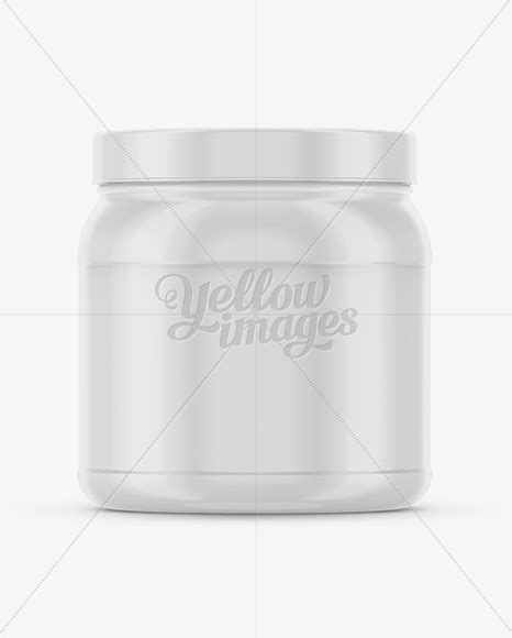 Hiya, on this moment i want to offer a stunning collection of free plastic bottle mockup for your next work. 1Lb Plastic Glossy Protein Jar Mockup in Jar Mockups on ...
