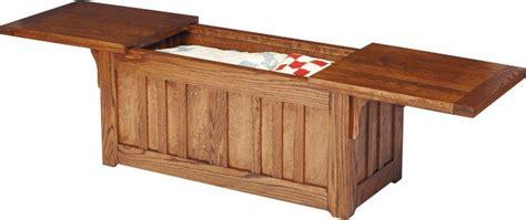 furniture plans prairie series  top blanket chest woodworking plan klockit chest
