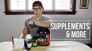 Supplements  U0026 Gym Gear