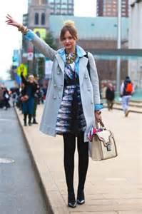 New York City Fashion Street-Style