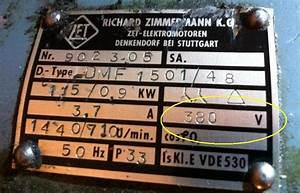 Cara Membaca Name Plate Motor Listrik