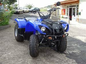 2004 Yamaha Grizzly 125